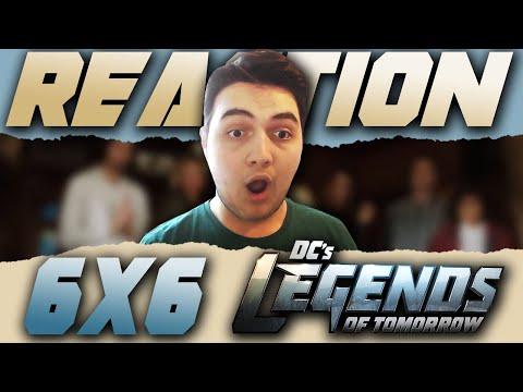 """Download DC's Legends of Tomorrow 6x6 REACTION! """"Bishop's Gambit"""""""
