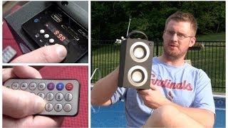 Craig Portable Bluetooth Sound System Review
