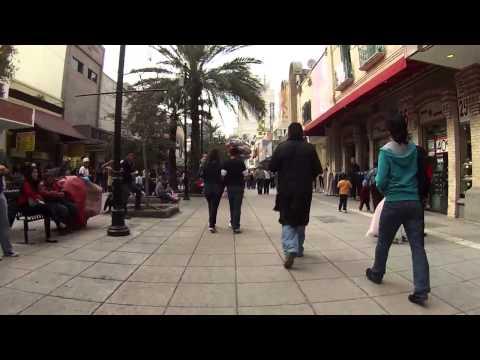 Macro Plaza | Morelos , Monterrey Nuevo Leon | GoPro HERO 3