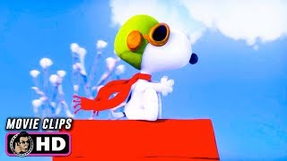 THE PEANUTS MOVIE Clips Trailers (2015) Charlie Brown & Snoopy