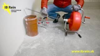Manuálna čistička potrubia 3 S značky Rothenberger