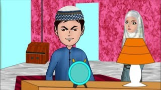 Angry Abdul Bari with friends Urdu Islamic Cartoons for children thumbnail