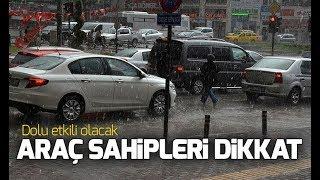 Son dakika: Meteoroloji'den flaş uyarı: Yağışlar ne kadar sürecek?