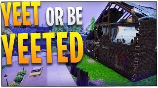 Fortnite - Yeet or be Yeeted! - ft. TimTheTatMan, Ninja, & FaZe_Cloak  DrLupo