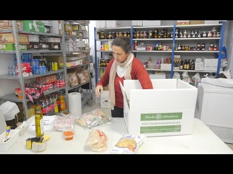 AS Hecho en Andalucía: traditional food products to add flavour to an emigrant's nostalgia