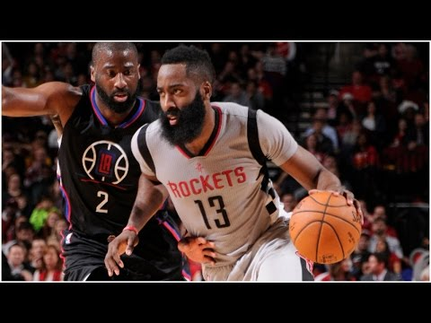 James Harden Triple Double 30 Points, 10 Assists, 13 Rebounds | 12.30.16