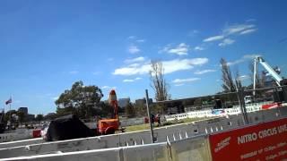 Nitro Circus, Melbourne formula 1, 2013