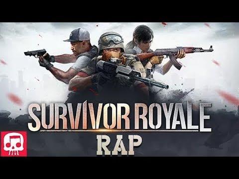 SURVIVOR ROYALE RAP by JT Music (Battle Royale Song)