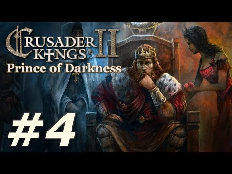 Crusader Kings II: Monks and Mystics - Prince of Darkness (Part 4)