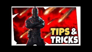 FORTNITE Tipps & Tricks SOLO vs SQUAD