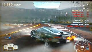 Need for Speed: Hot Pursuit - Online Exotic Pursuits: Calm before the Storm