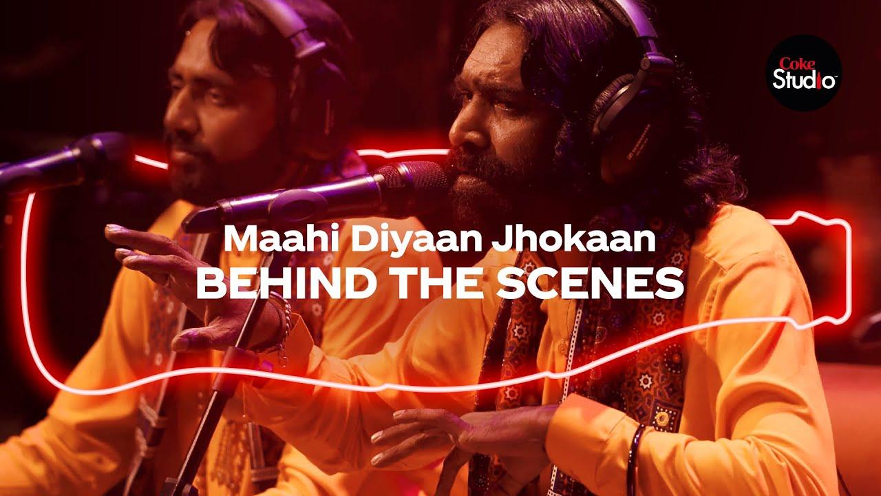 Coke Studio Season 12 | Maahi Diyaan Jhokaan | BTS | Barkat Jamal Fakir Troupe