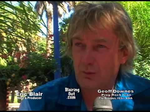 ASIA's Geoff Downes & Eric Blair talk about his life in music 2003