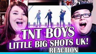 TNT Boys Sing Beyonce's Listen Little Big Shots UK REACTION!! 🔥