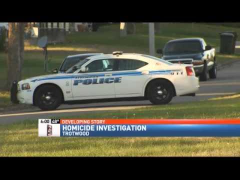 Trotwood Police Investigating Brumbaugh Blvd Homicide Youtube