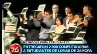 Conectar Igualdad en Lomas de Zamora