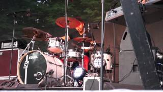 Zoom H4n live recording - Band PYT - We got the funk @ Palm Parkies 2012 Dordrecht