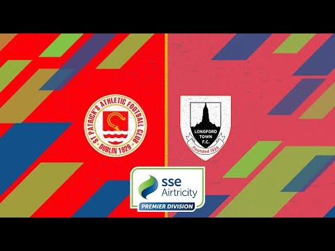Premier Division GW26: St. Patrick's Athletic 3-2 Longford Town