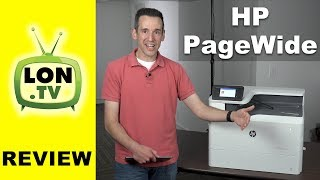 hP PageWide Printer Technology Overview and Demo of Pagewide 750dw