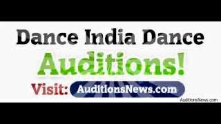 Dance india dance audition 2014-2015 | Season 5 | Dates | Registration | Delhi | Indore | SMS