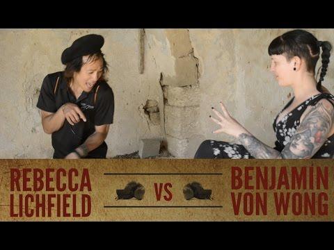 An Epic Photography Shootout: Benjamin Von Wong vs. Rebecca Litchfield