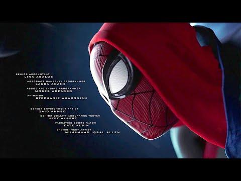 Marvel's Spider-Man: Miles Morales - Final Song & Credits - Jaden I'm Ready