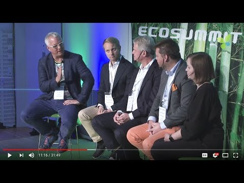 ECO17 Stockholm: Panel - Going public in Sweden