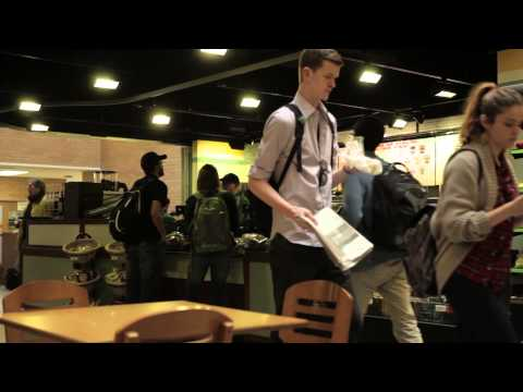 UNT Virtual Tour: Campus Life