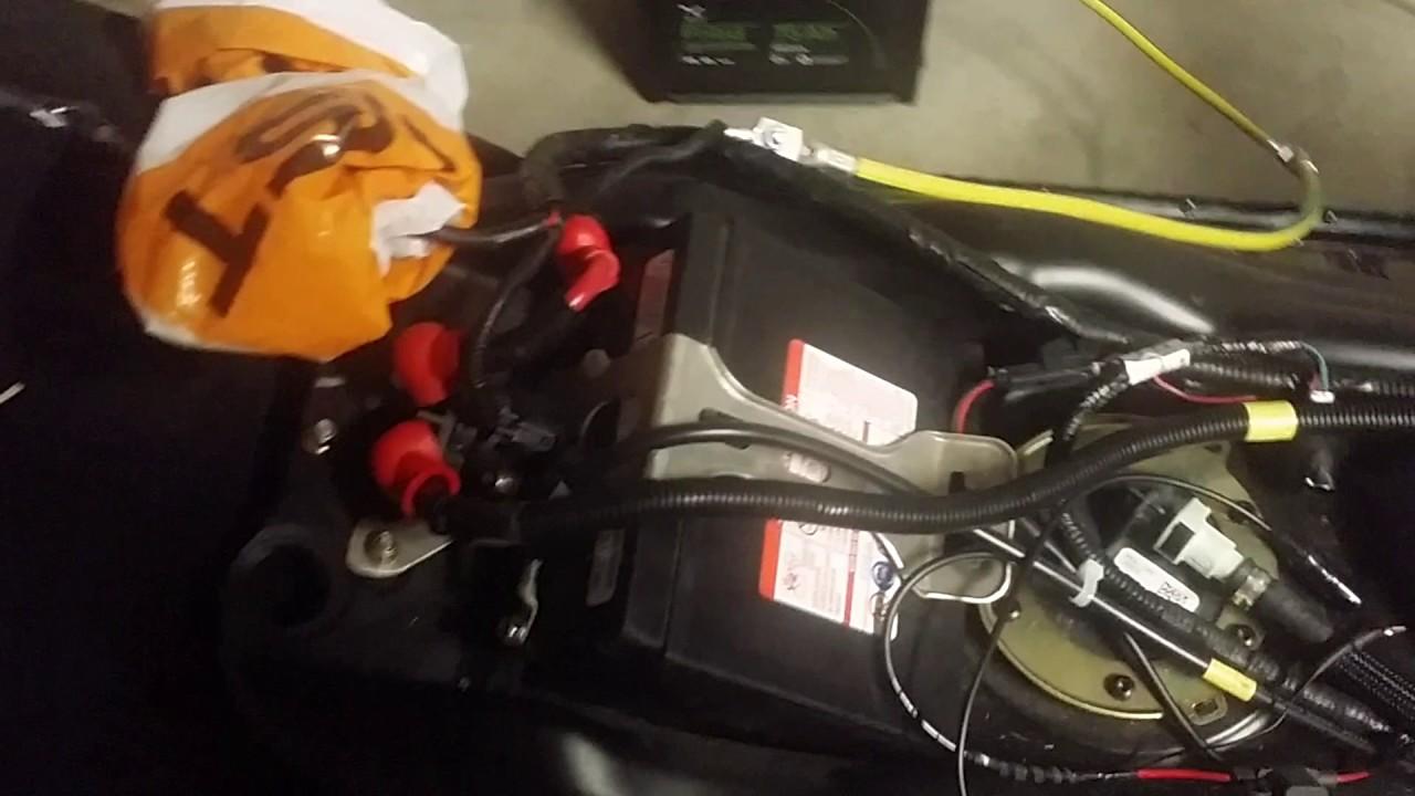 Yamaha R Battery