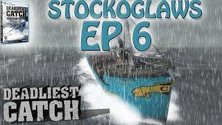 Lets Play Deadliest Catch Alaskan Storm - Ep 6