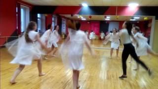 """Школа современного танца PREMIUM- """"Птицы"""""""