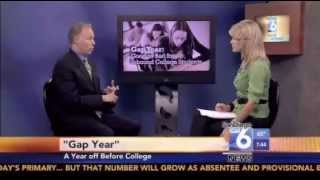 cw6 news gap year good or bad for inbound college students