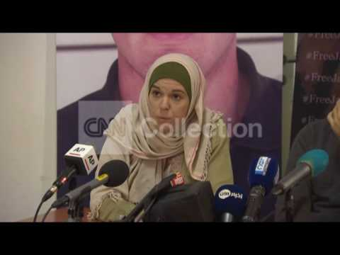 SYRIA:KIDNAPPED JOURNALIST-WIFE SPEAKS