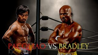 PACQUIAO VS BRADLEY: PART 1