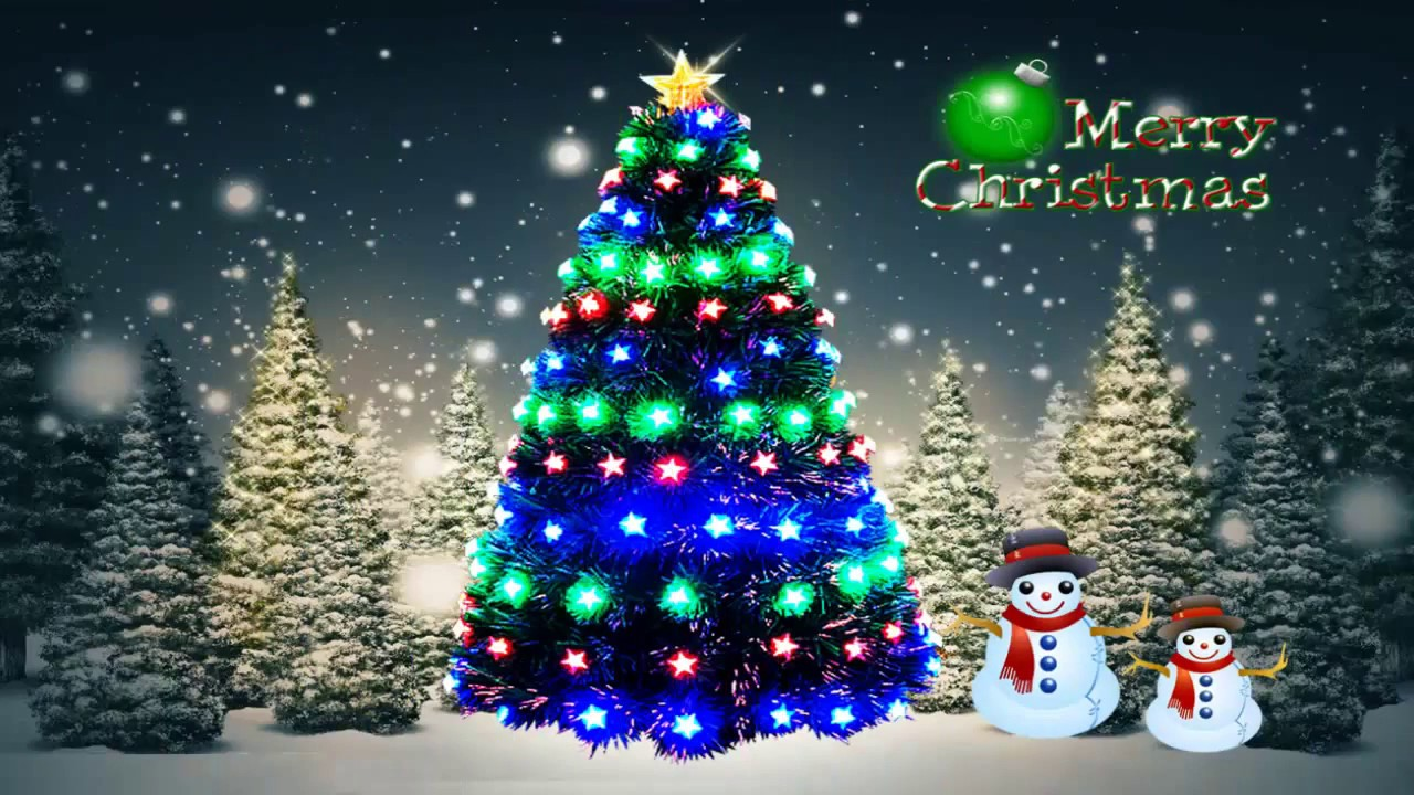 Top 10 Merry Christmas Images 2018-2019 Video