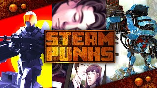 Best Steam PC Games: Free Psychological Horror, Great Gun Feel, And More You Missed | Steam Punks