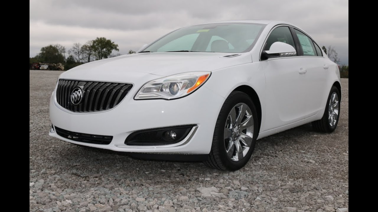 2016 buick regal turbo at wilson county motors youtube. Black Bedroom Furniture Sets. Home Design Ideas