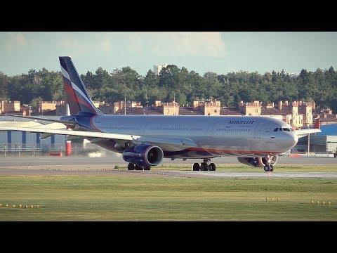 Аэропорт Шереметьево | Посадки и взлеты   | 02.07.2018