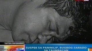 NTG: Suspek sa paninilip sa Rodriguez, Rizal, bugbog-sarado sa taumbayan