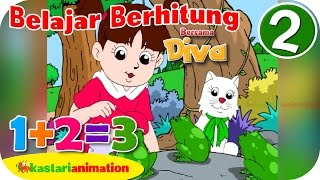 Video Belajar Berhitung bersama Diva HD - Part 2 | Kastari Animation Official download MP3, 3GP, MP4, WEBM, AVI, FLV September 2018