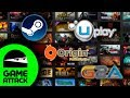 COMO COMPRAR EN STEAM, ORIGIN, UPLAY Y G2A  | Game Attack