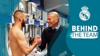 EXCLUSIVE | Inside the dressing room and pitch celebrations: Real Madrid 2 - 2 Bayern Munich