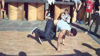 Gambar cover Doing It In the Park 2012 Finals: Crisis Crew v. Unleashed Reflexes