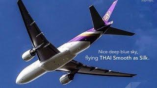 """ปลายทางคือ """"คุณ"""" - 55 ปี การบินไทย"""