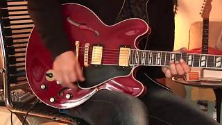 2007 Gibson Custom Shop ES-345 Varitone Demo