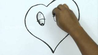 How to Draw a Missing Heart