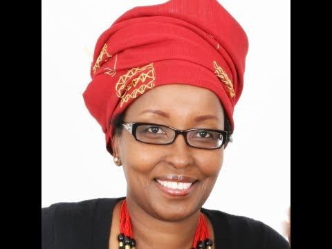 SENETOR JAMES ORENGO'S BEAUTIFUL WIFE