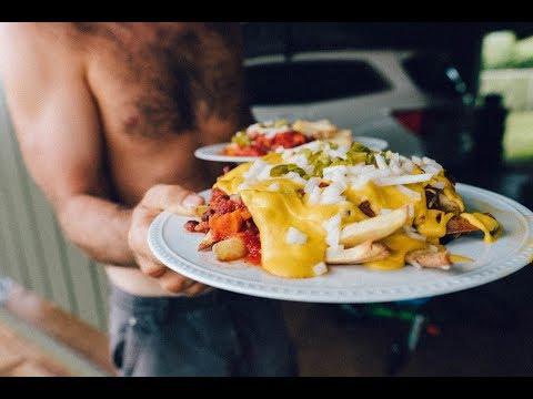 Vegan CHILI CHEESE FRIES Recipe + family day