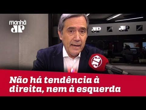 Não há tendência nem à direita e nem à esquerda | Marco Antonio Villa