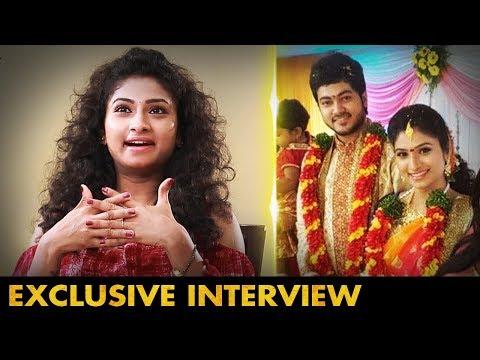 Yes. எனக்கு கல்யாணம் முடிஞ்சாச்சு! | Actress Vishnu Priya Interview | Niram Maaratha Pookkal Serial